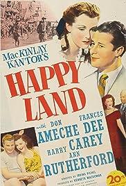 Happy Land Poster