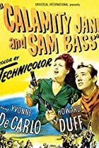 Image of Calamity Jane and Sam Bass