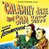 Yvonne De Carlo and Howard Duff in Calamity Jane and Sam Bass (1949)