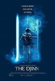 The Djinn (2021) poster
