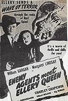 Image of Enemy Agents Meet Ellery Queen