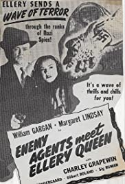 Enemy Agents Meet Ellery Queen Poster