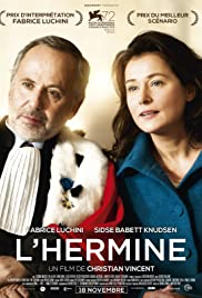 Courted (2015) L'hermine (original title)