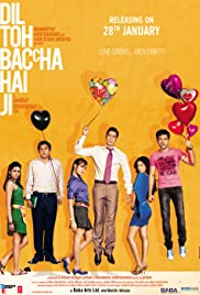 Dil Toh Baccha Hai Ji (2011) Poster - Movie Forum, Cast, Reviews