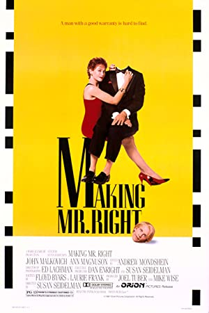 Making Mr. Right poster