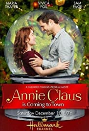 Annie Claus is Coming to Town(2011) Poster - Movie Forum, Cast, Reviews