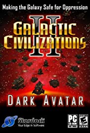 Galactic Civilizations II: Dark Avatar Poster