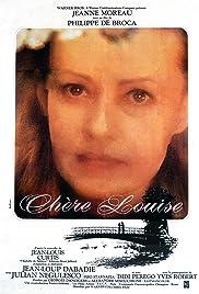 Chère Louise Poster