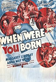 When Were You Born Poster