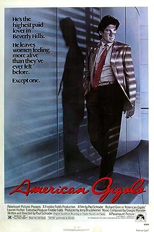 American Gigolo poster