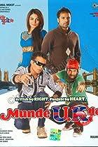 Image of Munde U.K. De: British by Right Punjabi by Heart