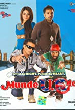 Munde U.K. De: British by Right Punjabi by Heart