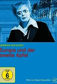 Europa und der zweite Apfel Poster