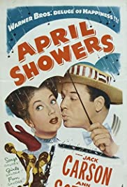 April Showers Poster