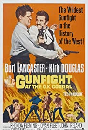 Gunfight at the O.K. Corral (1957) Poster - Movie Forum, Cast, Reviews