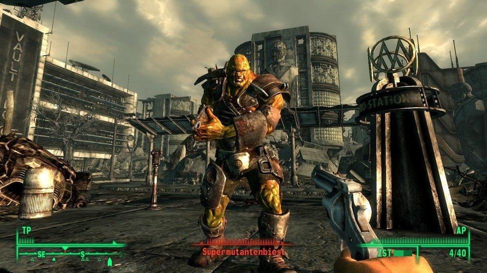 скачать игру через торрент fallout 3 2008