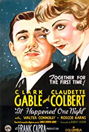 It Happened One Night (1934) Poster - Movie Forum, Cast, Reviews