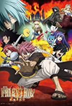 Fairy Tail: Priestess of the Phoenix