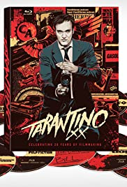 Quentin Tarantino: 20 Years of Filmmaking Poster