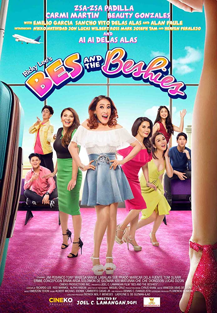 Bes and the Beshies (2017) HDRip