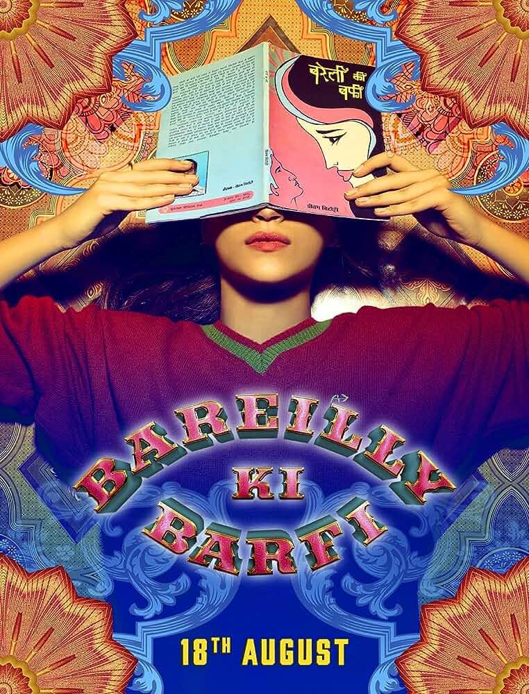Poster Bareilly Ki Barfi 2017 Full Hindi Movie Download free 720p