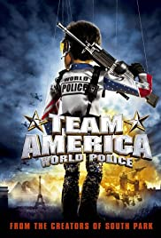 'Team America': Building the World Poster