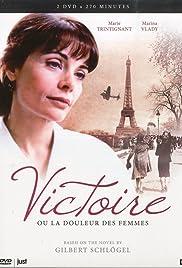 Victoire, ou la douleur des femmes Poster