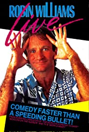 Robin Williams: An Evening at the Met (1986) Poster - TV Show Forum, Cast, Reviews