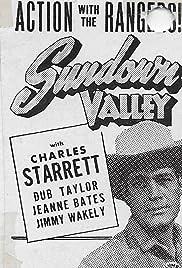 Sundown Valley Poster