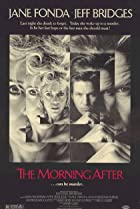The Morning After (1986) Poster