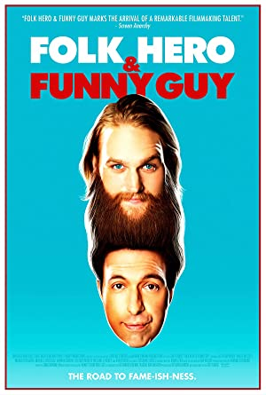 Folk Hero & Funny Guy (2016) poster
