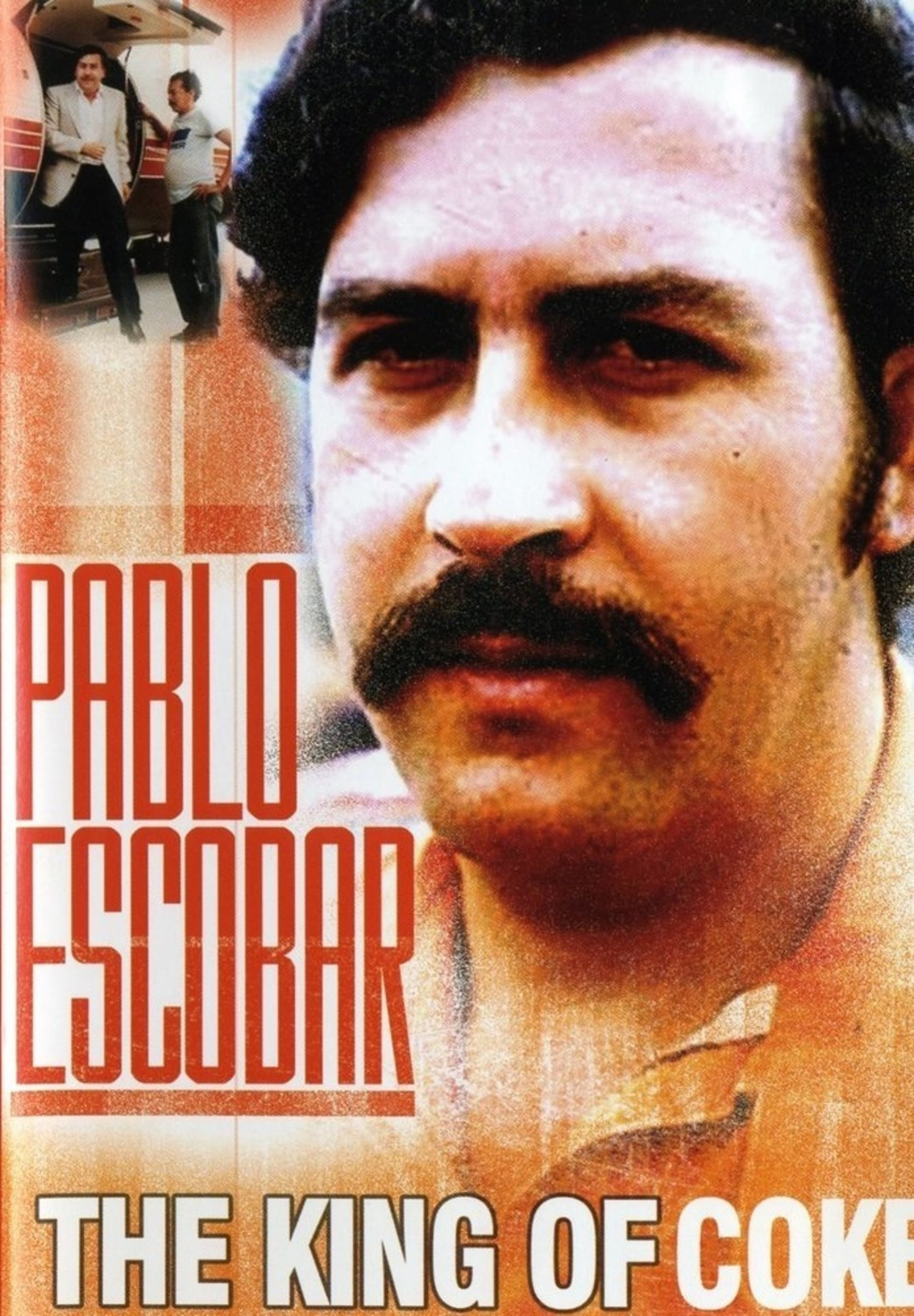 Image Pablo Escobar: King of Cocaine (1998) (TV) Watch Full Movie Free Online