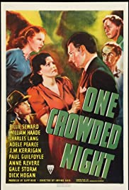 One Crowded Night (1940) Poster - Movie Forum, Cast, Reviews
