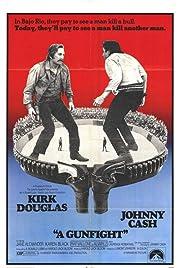 A Gunfight(1971) Poster - Movie Forum, Cast, Reviews