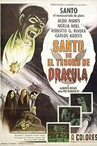 Image of Santo en El tesoro de Drácula