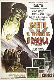Santo en El tesoro de Drácula(1969) Poster - Movie Forum, Cast, Reviews