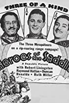 Image of Heroes of the Saddle