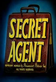 Secret Agent(1943) Poster - Movie Forum, Cast, Reviews