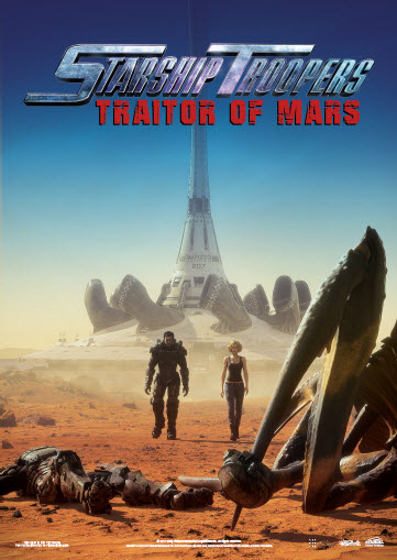 Watch Starship Troopers: Traitor of Mars (2017) Online