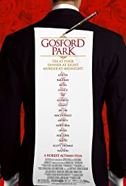 Gosford Park (2001) Poster - Movie Forum, Cast, Reviews