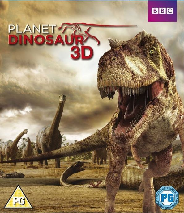 Planet Dinosaur: Ultimate Killers