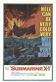 Submarine X-1 (1968) Poster - Movie Forum, Cast, Reviews