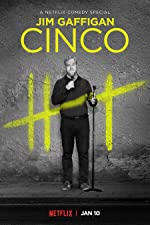 Jim Gaffigan Cinco(2017)