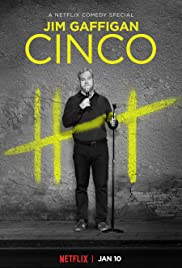 Jim Gaffigan: Cinco Poster