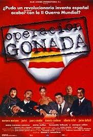 Operación Gónada Poster