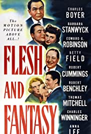 Flesh and Fantasy Poster