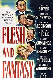Flesh and Fantasy(1943) Poster - Movie Forum, Cast, Reviews