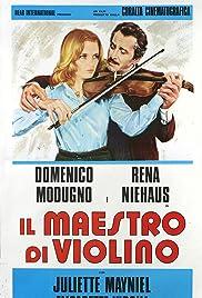 Il maestro di violino Poster