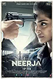 Neerja 2016 Hindi BRRip 1080p 1.9GB AAC MKV