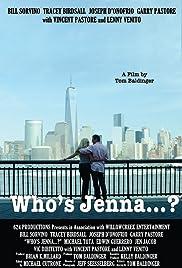 Who's Jenna...? Poster